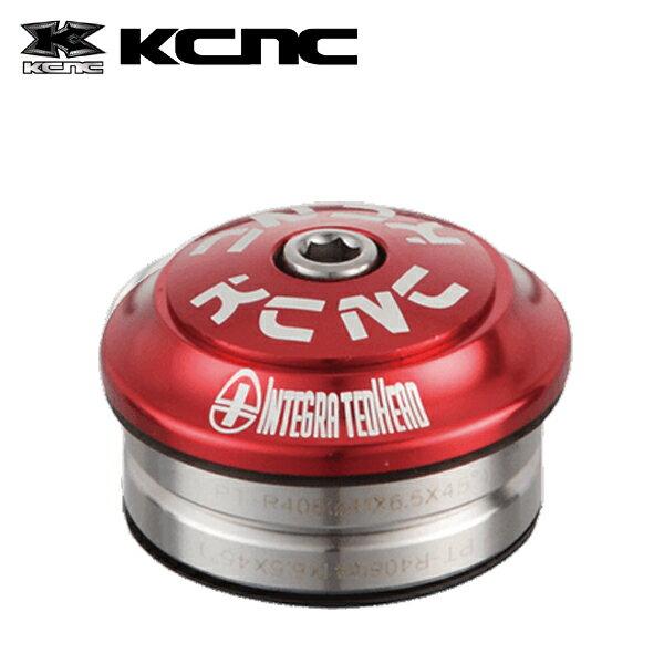 KCNC オメガS1 インテグラル 1-1/8 レッド 502112