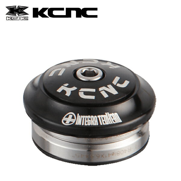 KCNC オメガS1 インテグラル 1-1/8 ブラック 502150