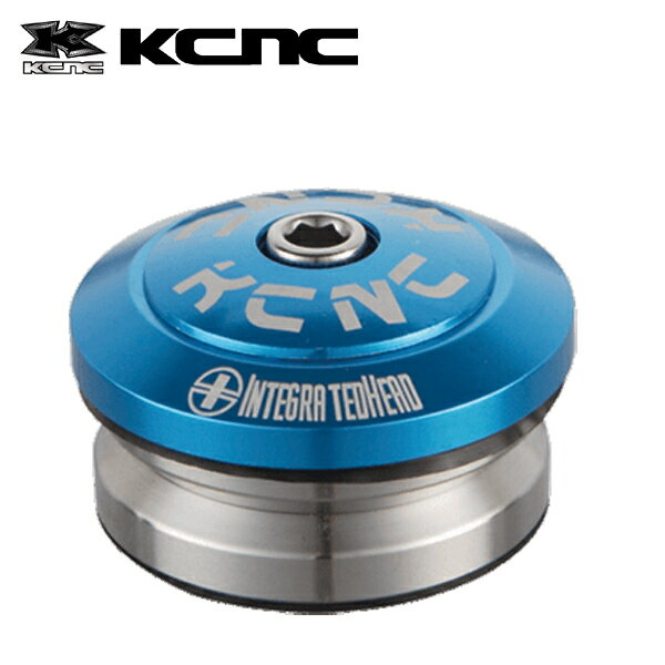 KCNC オメガS2 インテグラル 1-1/8 ブルー 502124