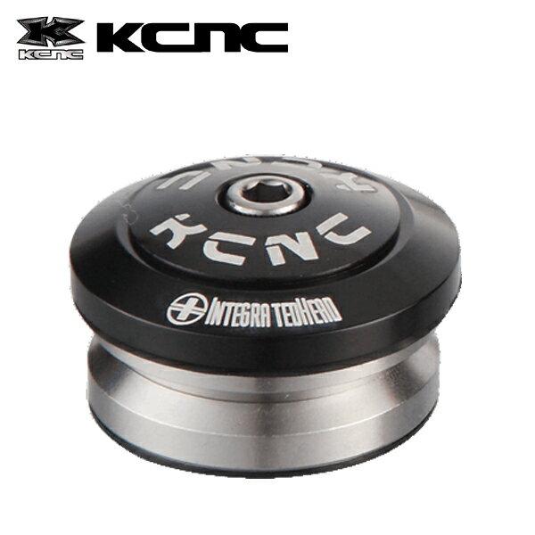 KCNC オメガS2 インテグラル 1-1/8 ブラック 502151