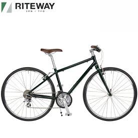 2021 ライトウェイ シェファード シティー RITEWAY SHEPHERD CITY グロスダークオリーブ 自転車 送料無料 クロスバイク