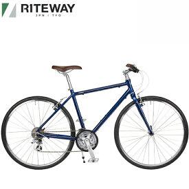 2021 ライトウェイ シェファード シティー RITEWAY SHEPHERD CITY グロスネイビー 自転車 送料無料 クロスバイク