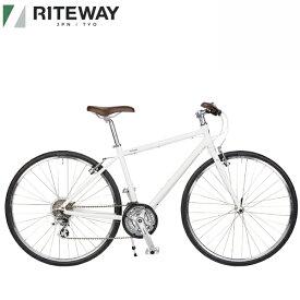 2021 ライトウェイ シェファード シティー RITEWAY SHEPHERD CITY ホワイト 自転車 送料無料 クロスバイク