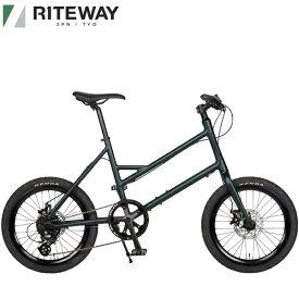 2020 ライトウェイ グレイシア RITEWAY GLACIER オリーブ 自転車/ミニベロ
