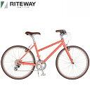 2020 ライトウェイ パスチャー RITEWAY PASTURE グロスサクラレッド 自転車/クロスバイク