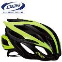 BBB FALCON V2 (BBB ファルコン V2) BHE-01 ブラック/ネオンイエロー ロードバイク ヘルメット