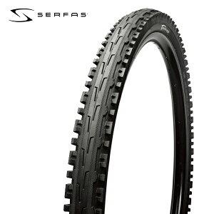 SERFAS サーファス デプティ 726725 26X1.95 26インチ MTB マウンテンバイク タイヤ