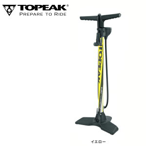 TOPEAK トピーク 空気入れ ジョーブロー マックス HPX YEL PPF05804