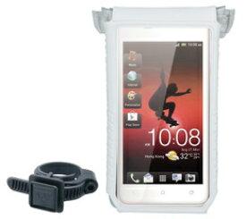 TOPEAK トピーク スマートフォン ドライバッグ 4 (3-4インチ) WHT ACZ23301 バッグ