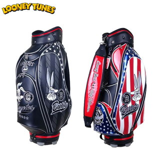 Rooney Tune's golf collection LTCM901 caddie bag Warner Bro. LOONEY TUNES golf bag