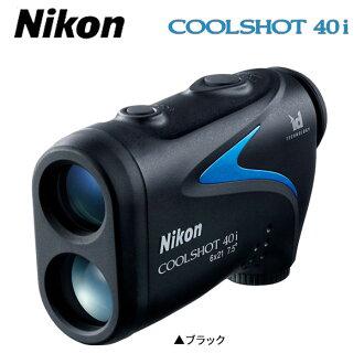 니콘 골프 쿨 쇼트 40 i G977 휴대형 레이저 거리계 Nikon COOLSHOT