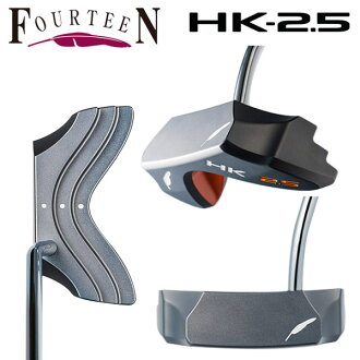 Fourteen golf HK-2.5 putter FOURTEEN