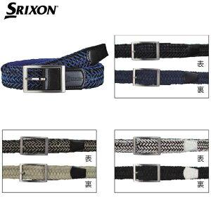 ダンロップ ゴルフ スリクソン GGL-S011 スポーツ ベルト DUNLOP SRIXON