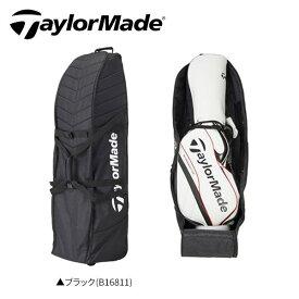 テーラーメイド ゴルフ LNQ03 トラベルケース ブラック(B16811) TaylorMade トラベルカバー トラベルバッグ【あす楽対応】
