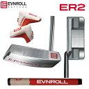 イーブンロール ゴルフ ER-2 ミッドブレード パター EVNROLL Mid Blade【イーブンロールゴルフ】【パター】【あす楽対応】