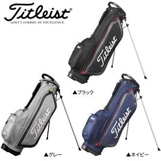 Titleist golf CBS76 stands caddie bag Titleist