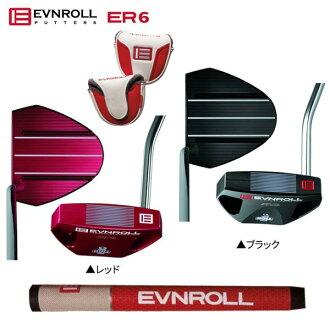 相等角色高尔夫球ER-6推杆EVNROLL Putter