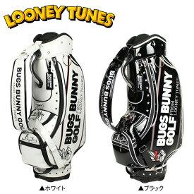 ルーニーテューンズ ゴルフ バッグスバニー LTCM001 カート キャディバッグ LOONEY TUNES ワーナー・ブラザース ゴルフバッグ LTCM-001