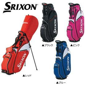 ダンロップ ゴルフ スリクソン GGC-S135 スタンド キャディバッグ SRIXON ゴルフバッグ【ダンロップ】【キャディバッグ】