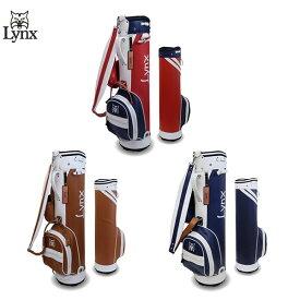 リンクス ゴルフ クラシックバッグ LXCB-1000 スリム カート キャディバッグ LYNX ゴルフバッグ【リンクスキャディバッグ】