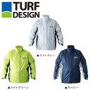 【耐水圧10,000mm】 ターフデザイン ゴルフ TDRW-1674J レインジャケット TURF DESIGN レインウェア【ターフデザイン…