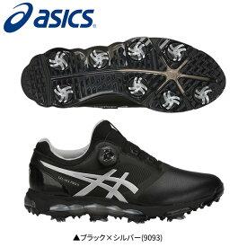 [土日祝も出荷可能]【送料無料】 アシックス ゴルフ ゲルエース プロ X ボア TGN922 ゴルフシューズ ブラック×シルバー(9093) asics GEL-ACE PRO X Boa【あす楽対応】