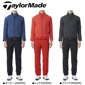 【在庫一掃】 テーラーメイド ゴルフ レインスーツ 上下セット KL927 レインウェア TaylorMade【あす楽対応】