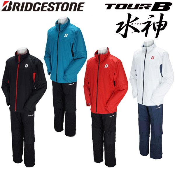 ブリヂストン ゴルフ ツアーB 88G03 水神 レインウェア 上下セット Bridgestone TOURB スイジン【ブリヂストン】【レインウェア】