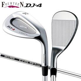 フォーティーン ゴルフ DJ-4 ウェッジ NSプロ DS-91w スチールシャフト FORTEEN