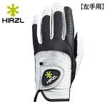 【左手用】ハーツェルゴルフトラストコントロール2.0ゴルフグローブホワイト/ブラックHIRZLTRUSTCONTROL2.0