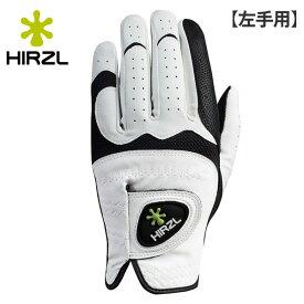 【左手用】 ハーツェル ゴルフ トラスト ハイブリッド プラス ゴルフグローブ ホワイト HIRZL TRUST HYBRID Plus【その他】