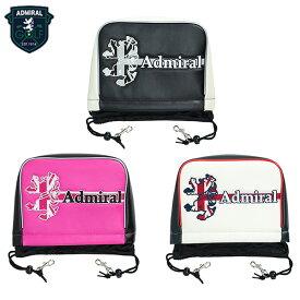 [土日祝も出荷可能]アドミラル ゴルフ ADMG9SH4 スポーツモデル アイアンカバー ADMIRAL アイアン用ヘッドカバー【アドミラル】【アイアンカバー】【あす楽対応】