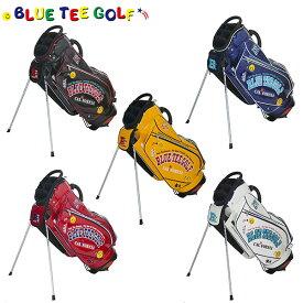 ブルーティー ゴルフ エナメル BTG-CB012 スタンド キャディバッグ BlueTee Golf ゴルフバッグ【ブルーティー】【キャディバッグ】【あす楽対応】