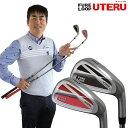 [土日祝も出荷可能]リンクス ゴルフ フレループ ウテル カーブ型スイング 練習器具 FURELOOP UTERU 素振り練習機 打て…