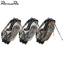 ロマロ ゴルフ PREMIUM STAND BAG 8.5 BROCADE スタンド キャディバッグ Romaro プレミアムシリーズ ブロケード ゴルフバッグ【あす楽対応】
