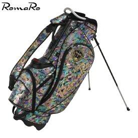 【数量限定/1本限り】 ロマロ ゴルフ PREMIUM CADDIE BAG 9.5 BROCADE スタンド キャディバッグ 純 ZYUN Romaro プレミアムシリーズ ブロケード ゴルフバッグ【あす楽対応】