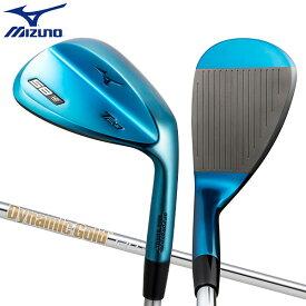 [土日祝も出荷可能]ミズノ ゴルフ T20 ブルーIP ウェッジ ダイナミックゴールド120 スチールシャフト MIZUNO 5KJSB20690【あす楽対応】