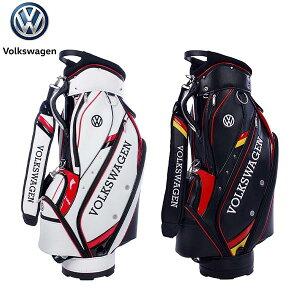 フォルクスワーゲン ゴルフ VWCB-9252 カート キャディバッグ Volkswagen ゴルフバッグ【フォルクスワーゲン】【キャディバッグ】