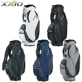 ダンロップ ゴルフ ゼクシオ GGC-X111 カート キャディバッグ DUNLOP XXIO ゴルフバッグ
