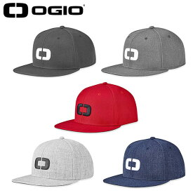 オジオ ゴルフ 5219029OG アルファ アイコン スナップ 平つば キャップ OGIO CORE ICON SNAP