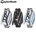 テーラーメイド ゴルフ オーステック KY830 カート キャディバッグ TaylorMade ゴルフバッグ【テーラーメイド】【キャ…