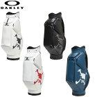 オークリー ゴルフ FOS900201 スカル カート キャディバッグ OAKLEY SKULL GOLF BAG 14.0 ゴルフバッグ【あす楽対応】