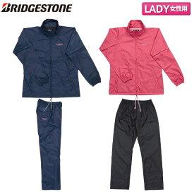【レディース/送料無料】 ブリヂストン ゴルフ 80G51 ブルゾン パンツ 上下セット レインウェア ネイビー,ピンク BRIDGESTONE