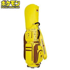 エンジョイ ゴルフ ポケットモンスター ピカチュウ PMCB001 カート キャディバッグ イエロー Pocket Monsters ゴルフバッグ
