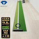 [土日祝も出荷可能]【送料無料】 ダイヤ ゴルフ パターグリーン HD3230 TR-476 パターマット DAIYA【あす楽対応】