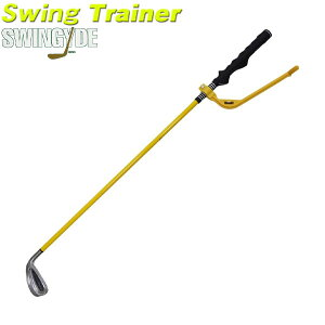 WGM Global ゴルフ スイングトレーナー+スイングガイドセット スイング 練習器具 Swing Trainer + Swing Gyde 素振り練習機