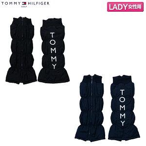 【送料無料】 トミーヒルフィガー ゴルフ THMB9F8F キルト レッグウォーマー Tommy Hilfiger QUILT LEG WARMER