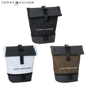 トミーヒルフィガー ゴルフ ソリッド THMG0FBY シューズケース ホワイト(00),ブラック(10),カーキ(65) Tommy Hilfiger SOLID SHOES BAG