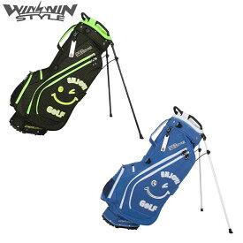 ウィンウィンスタイル ゴルフ エンジョイゴルフ ライトウェイト スタンドバッグ CB-932 キャディバッグ WINWIN STYLE ENJOY GOLF LIGHT WEIGHT STAND BAG【あす楽対応】