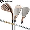 【予約販売】 テーラーメイド ゴルフ HI -TOE RAW ウェッジ Dynamic Gold スチールシャフト TaylorMade ハイ・トウ ロ…